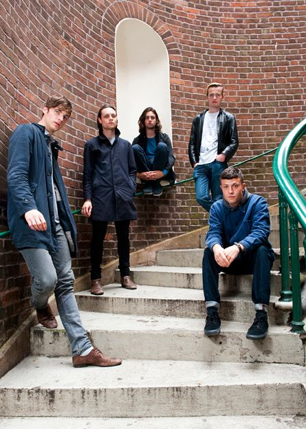 The Maccabees By Will Ireland