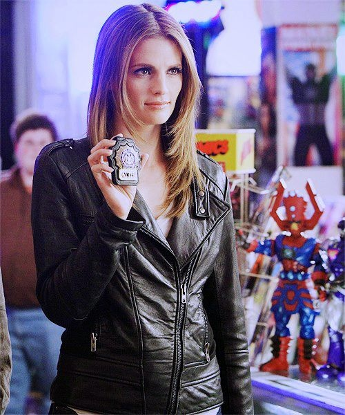 <3 Detective Kate Beckett NYPD #Castle
