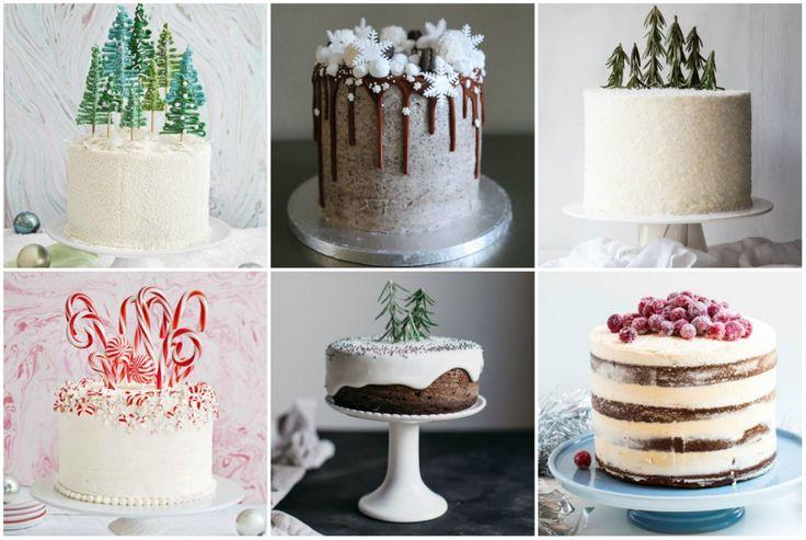 Zimowe, piękne i smakowite torty weselne!
