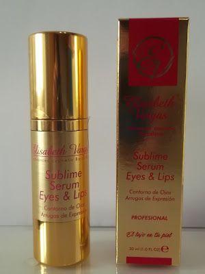 Belswan: Sublime Serum Eyes & Lips de Elisabeth Vargas Adva...