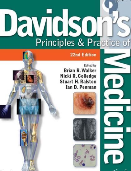 Davidson's Principles and Practice of Medicine 22nd Edition PDF