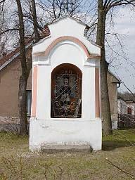 Kaplička ve vsi Bavorovice, foto 4/03