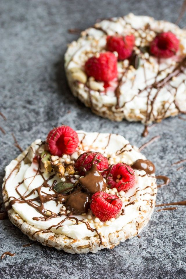 Are you looking for a healthy snack recipe? You know for those times when you just need something FAST, but you don't want to reach for the bag of chips? Enter my healthy ricecake snacks! These little ricecakes are given the most delicious, exciting toppings, you'll never be stuck for a quick, easy, healthy snack again!