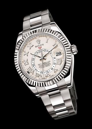 Rolex SKY-DWELLER: doble Huso Horario y calendario anual