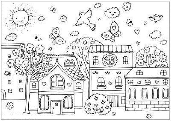 52 best Coloring pages images on Pinterest Coloring books Draw