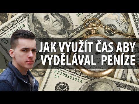 Jak Využít Čas Aby Vydělával Peníze   Jan Plavec - YouTube