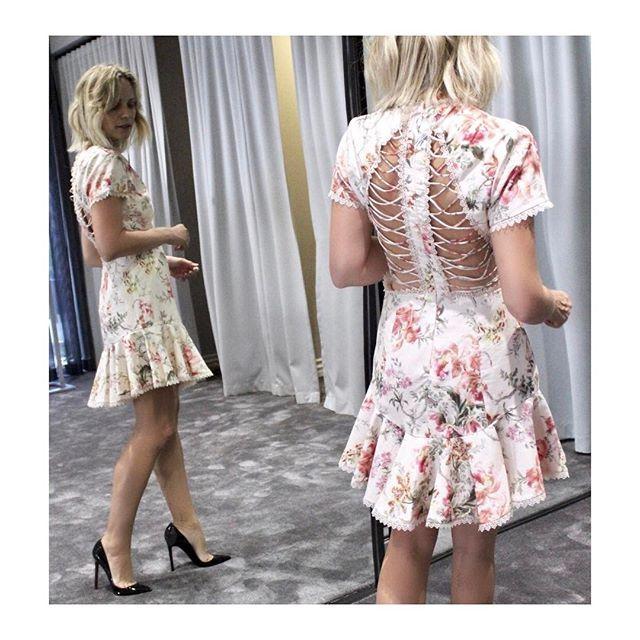Admiring all angles of this amazing dress from @anotherlove 💫 #mothersday wishlist perhaps? #denimxheelscreative⠀  .⠀⠀⠀⠀  .⠀⠀⠀  .⠀⠀⠀⠀  .⠀⠀⠀⠀  #fashion#stylist#me#instafashion#instastyle#fashiongram#mode#styleguide#editorial#fashionconsultant#creative#australianfashion#australianstyle#fashiondiaries#style#fashioninfluencer#mystyle#ootd#florals#stylediaries#louboutin#lunchstyle#goldcoastshopping#whatiwore#zimmermann#anotherlove