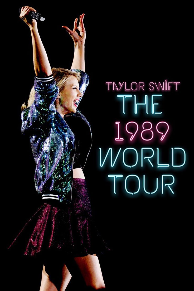 Welcome to New York.  Welcome to the 1989 world tour