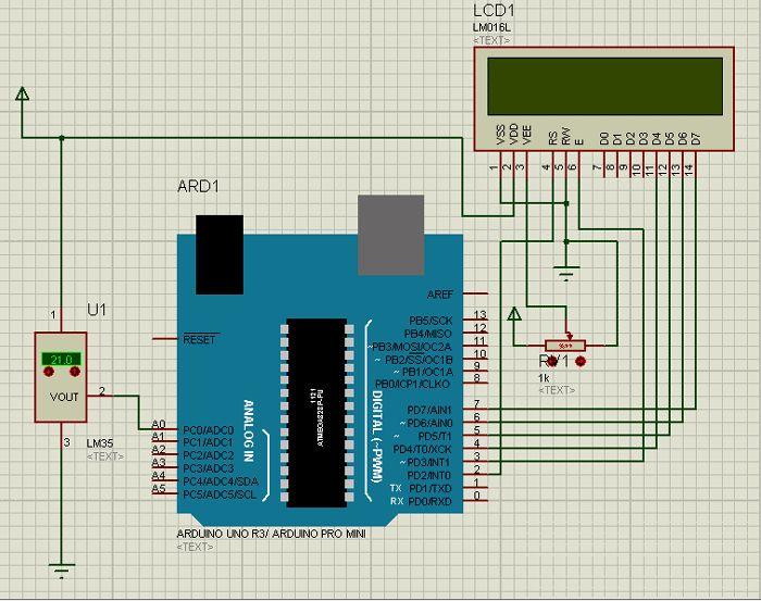 Solar Panel Parameters Monitoring Using Arduino | Solar ...