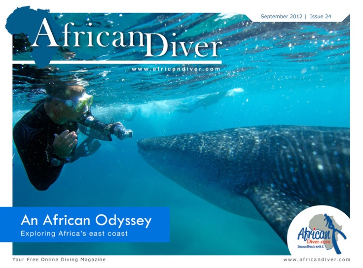 Issue 24: Download for free. http://africandiver.com/index.php/magazine/download-issues
