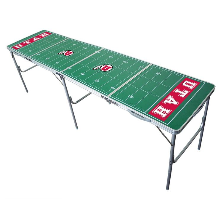 Outdoor Utah Utes Tailgate Table, Multicolor