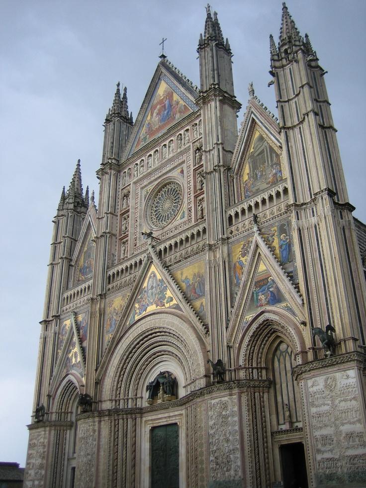 Duomo a Orvieto