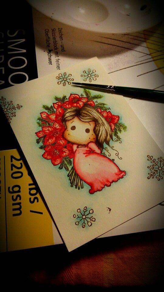 Stamp club magnolia 2014