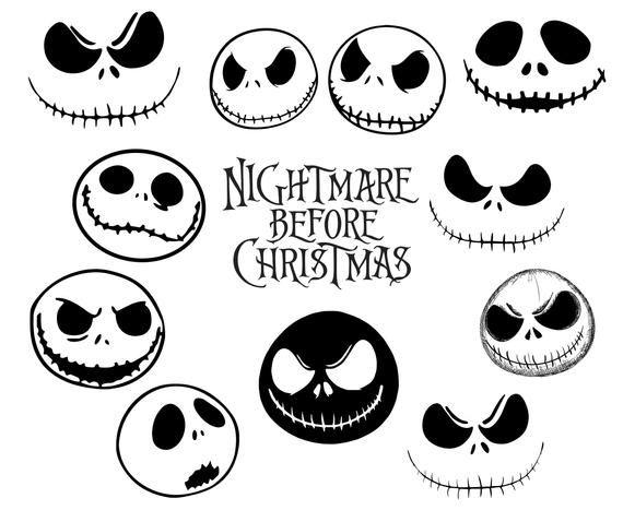 Nightmare Before Christmas Svg Christmas Svg Nightmare Svg Nightmare Before Christmas Tattoo Nightmare Before Christmas Decorations Nightmare Before Christmas