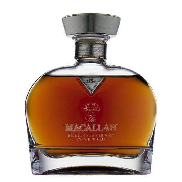 The Macallan Limited MMXII Single Malt Whisky. I would pin this on many of our boards, but we'll start with packaging.