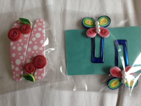 quilling hairbands