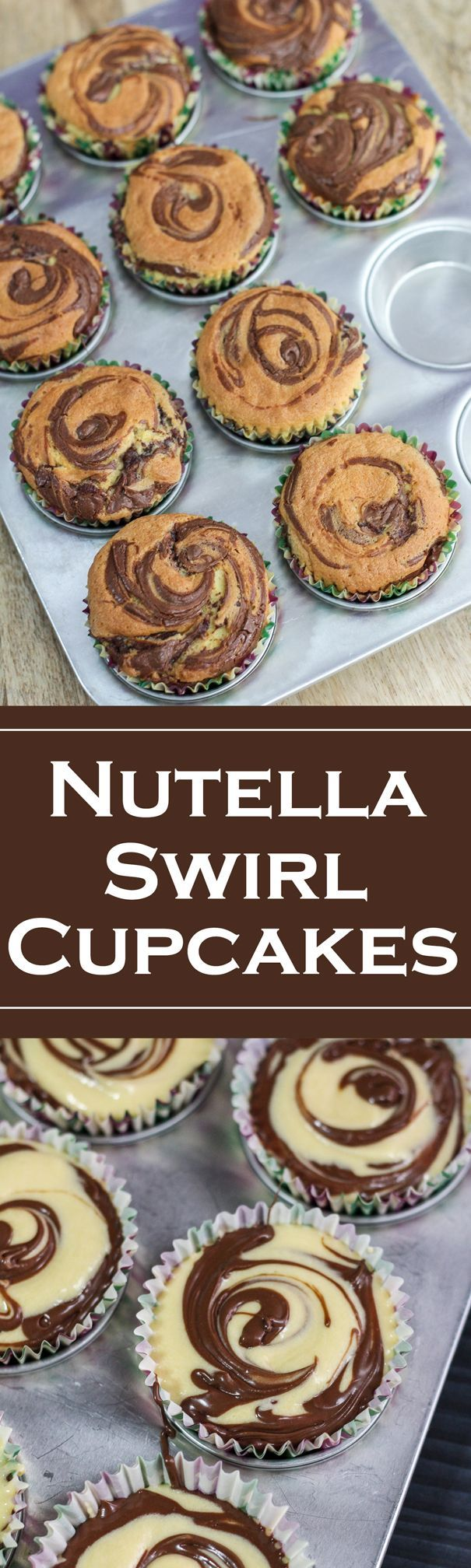 1000+ ideas about Nutella Cupcakes on Pinterest | Nutella, Cupcake and ...
