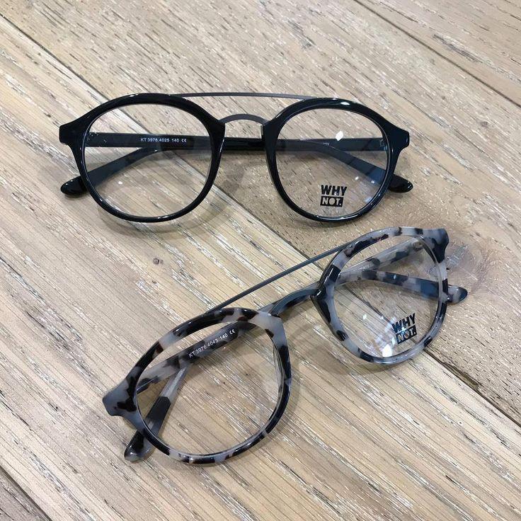 Doppelsteg - wer ist dabei? Diese Form ist gerade total angesagt. Besonderer Vorteil dieser Trendbrille: Ein Doppelsteg verkürzt optisch lange Nasen! 😃 👓 WHY NOT. 3976  #brille #eyewear #glasses #lunettes #optiker #sehstärke #Young #whynot #whynoteyewear #kobergtente