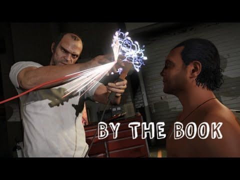GTA 5 - Mission #25 - By the Book