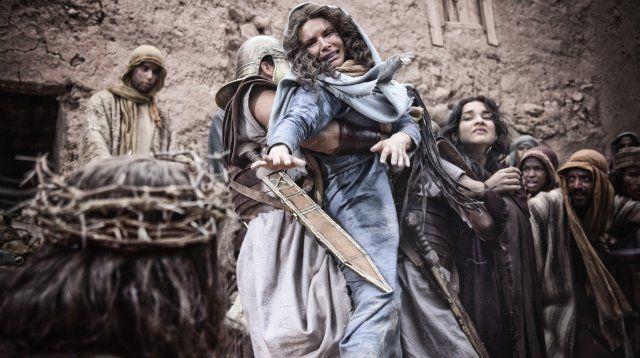 Son of God - Christian Movie Film on DVD from Mark Burnett - Screenshot 2