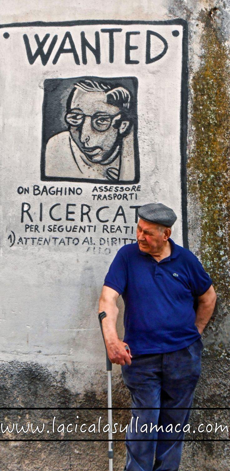 Orgosolo. Banditi, murales e anarchia