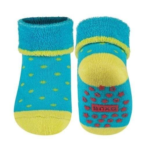 SOXO Baby full terry socks with ABS   BABIES \ Socks   SOXO socks, slippers, ballerina, tights online shop