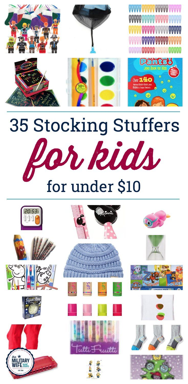35 Stocking Stuffers For Kids Under 10 With Images Stocking Stuffers For Kids Best Stocking Stuffers Stocking Stuffers For Teens