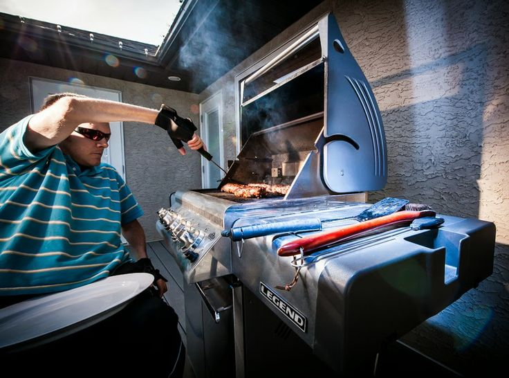 Challenging Reality: Barbecue Tools