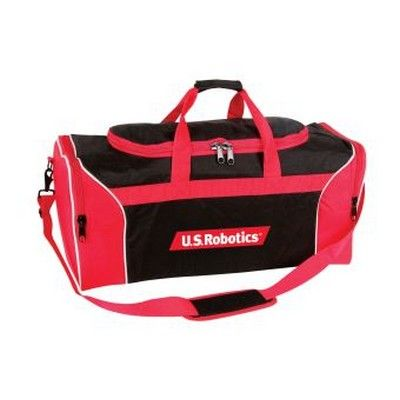 Tri-Colour Sports Bag Min 25 - Bags - Sports Bags & Duffels - DH-17501 - Best Value Promotional items including Promotional Merchandise, Printed T shirts, Promotional Mugs, Promotional Clothing and Corporate Gifts from PROMOSXCHAGE - Melbourne, Sydney, Brisbane - Call 1800 PROMOS (776 667)