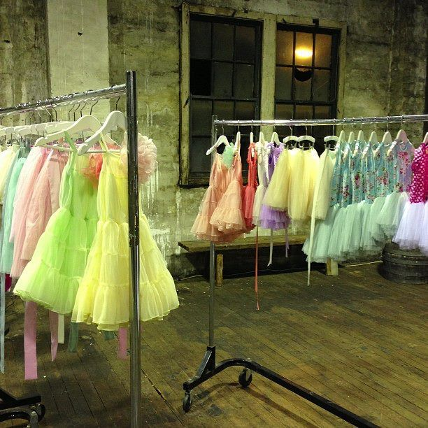 So many pretty RYB dresses