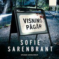 Visning pågår - Sofie Sarenbrant