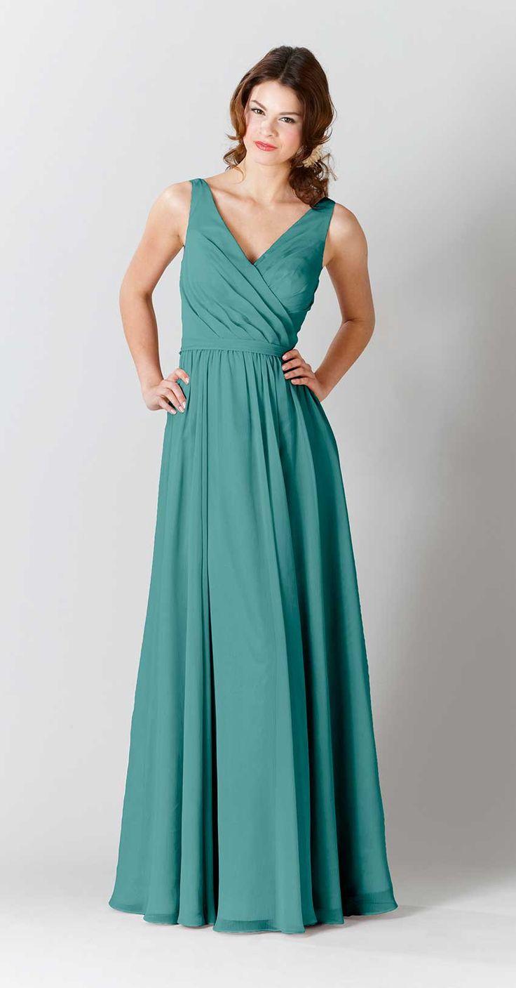 158 best bridesmaids images on pinterest blue bridesmaids latteanna chiffon bridesmaid dress ombrellifo Choice Image