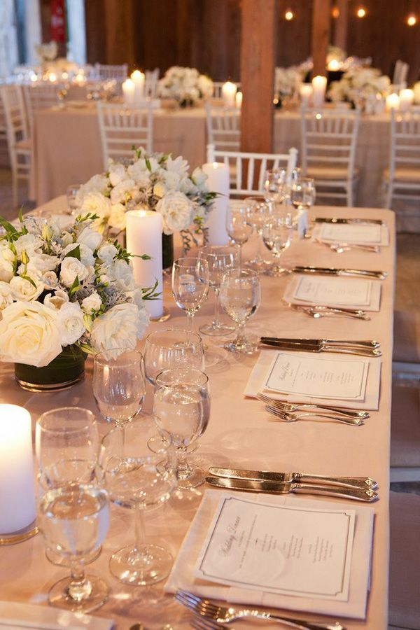Impressive Elegant Wedding Reception Ideas For Modern Weddings
