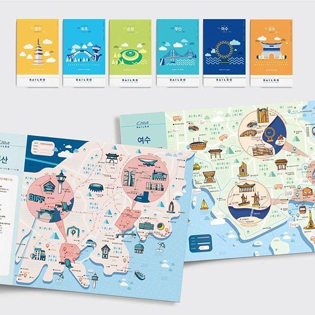 내일로 리브랜딩 Railro (Korean Domestic Travel Program) Rebranding . . #내일로 #리브랜딩 #지도 #디자인 #여행그램 #아이콘 #인포그래픽 #졸업전시 #travel #rebranding #map #graphicdesign #graduation #artshow #icondesign #infographic #designer #editorial #creative #behance #dribble #pinterest #l4l #f4fforartists #Brandinginspiration #Aclab_ #에이씨랩