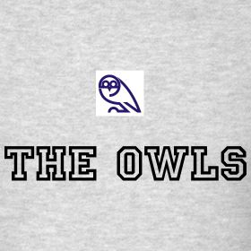 THE OWLS T-SHIRT | SMIG SHIRTS