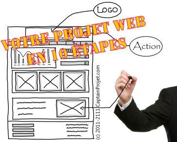 Votre projet web en 10 étapes, voyez vous-même...