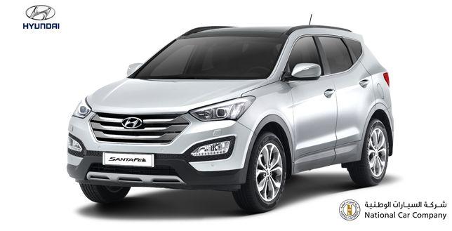 2015 Hyundai Santa Fe, Sporty and urban design #HyundaiSantaFe #HyundaiQatar