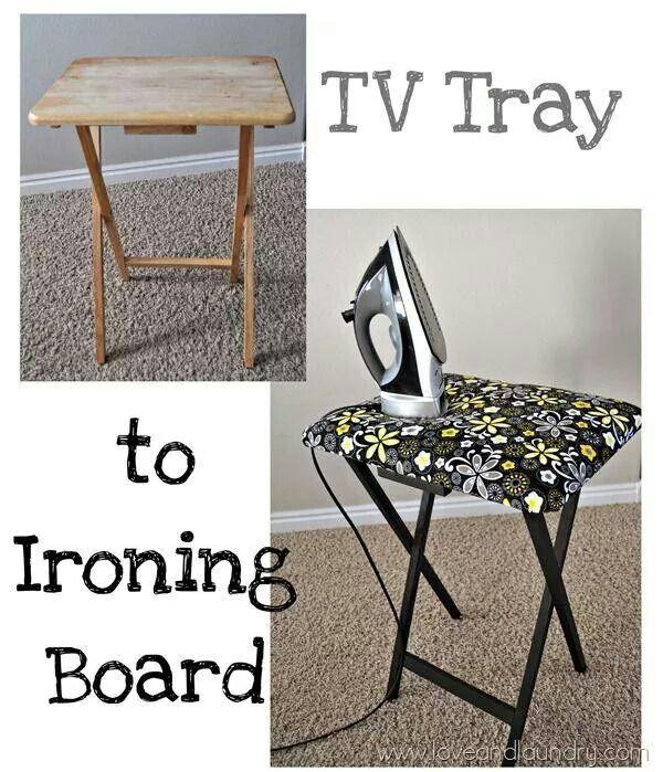 TV Tray - Ironing Board