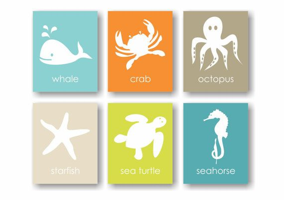 1000 ideas about coastal bathrooms on pinterest for Under the sea bathroom ideas