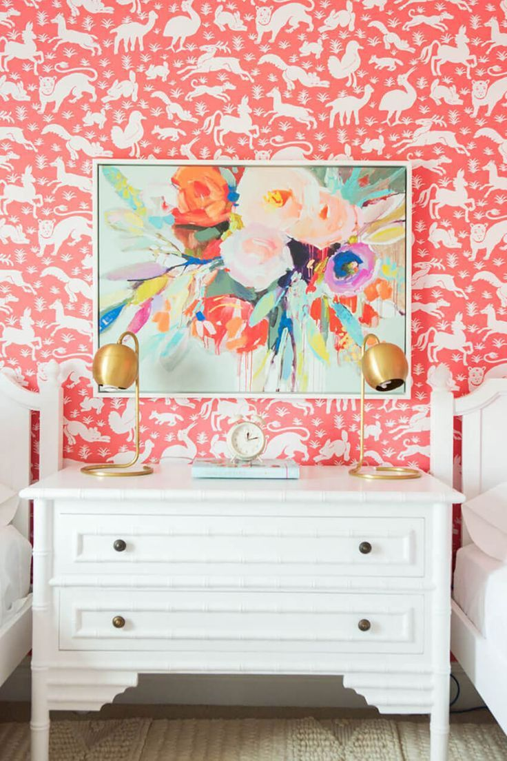 Frugal tips for organizing kids rooms thrifty nw mom fresh bedrooms - Take Your Home From Blah To Wow With These Bold Wallpapers