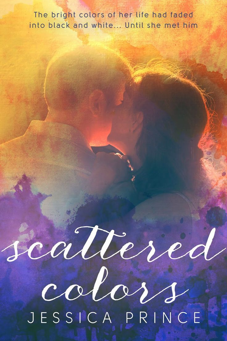 Scattered Colors - Jessica Prince