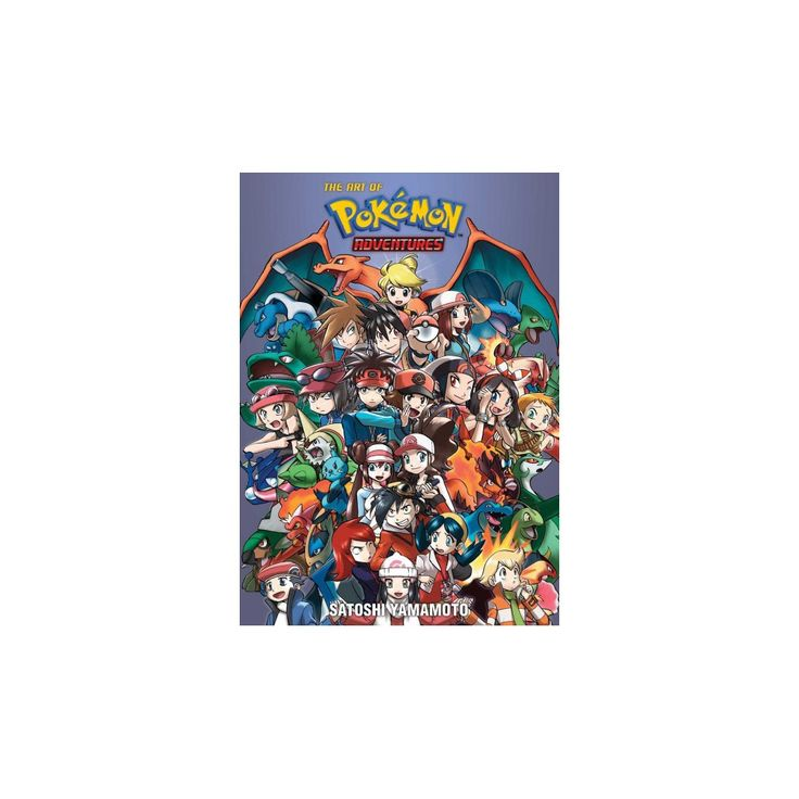 Pokémon Adventures 20th Anniversary Illustration Book : The Art of Pokémon Adventures