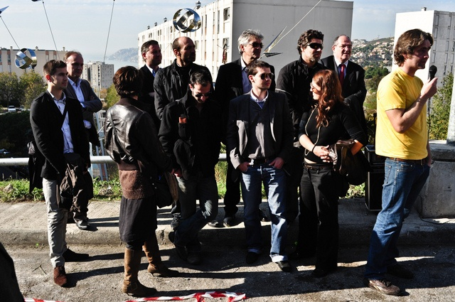 AEM Jean-Marc Munerelle (2010-2011) – Gethan (2011-2012)   Fondation Logirem (Marseille)