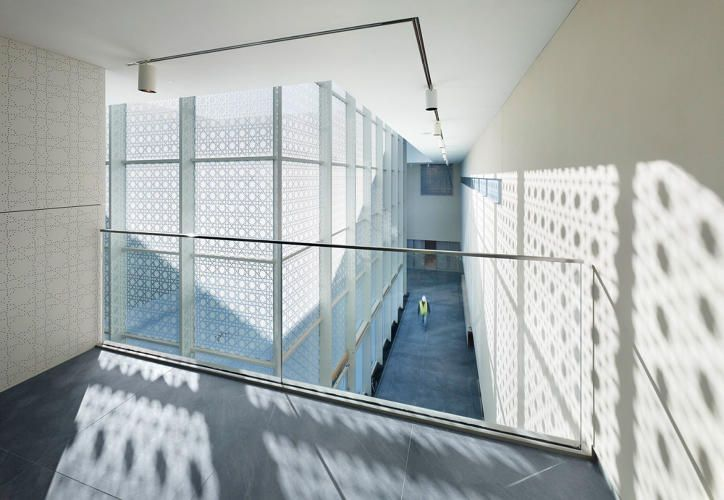 A Look Inside Fumihiko Maki's Gorgeous New Museum For Islamic Art | Co.Design | business + design