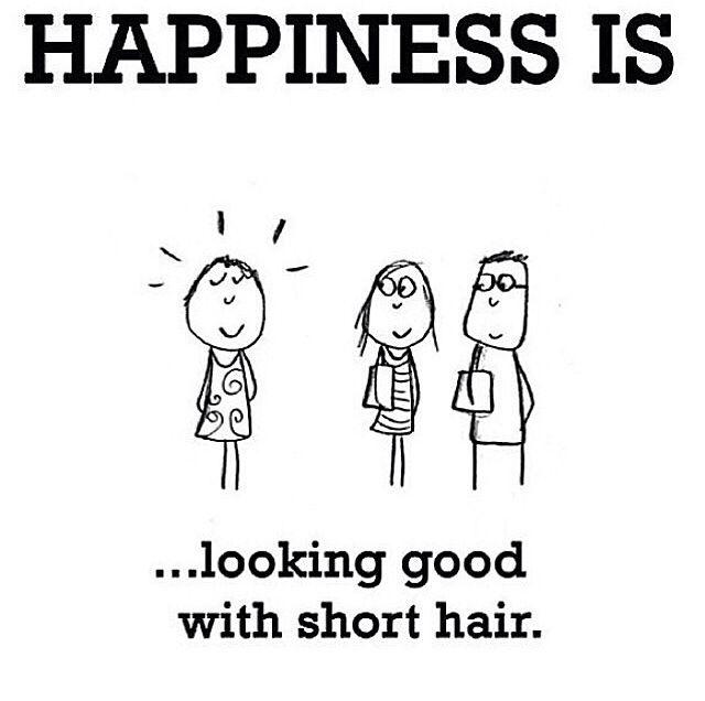 #happiness #pixie #pixiecut