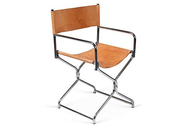 Lovely Collapsible Stool with Back