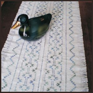 Free Swedish Weaving Patterns and more