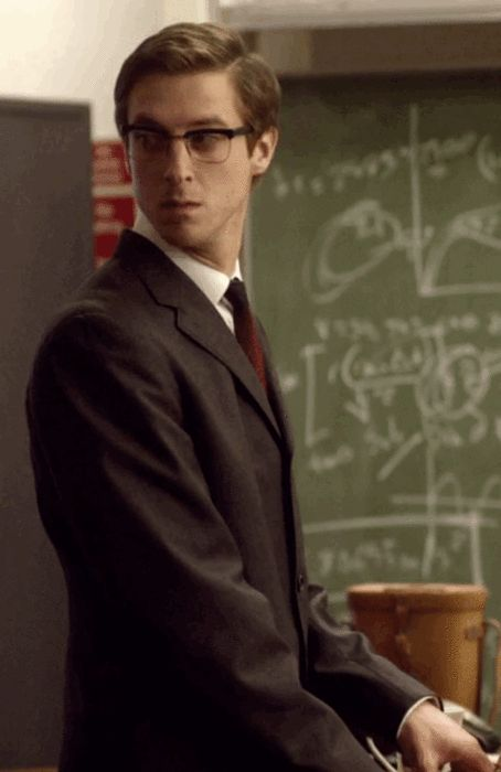 RORY!!! :) you make me love glasses :)