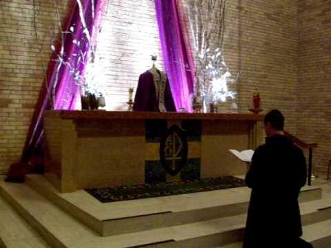 Closing prayer for Adoration - Tantum Ergo Traditional Latin Chant Eucharistic Benediction Blessed Sacr...