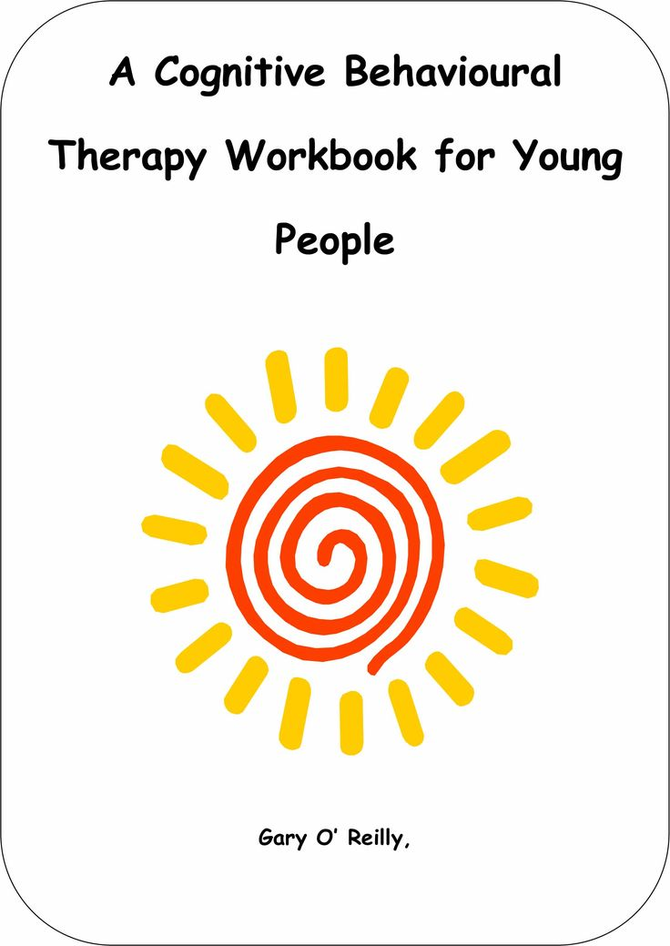 CBT & other workbooks - great free, downloadable resource!
